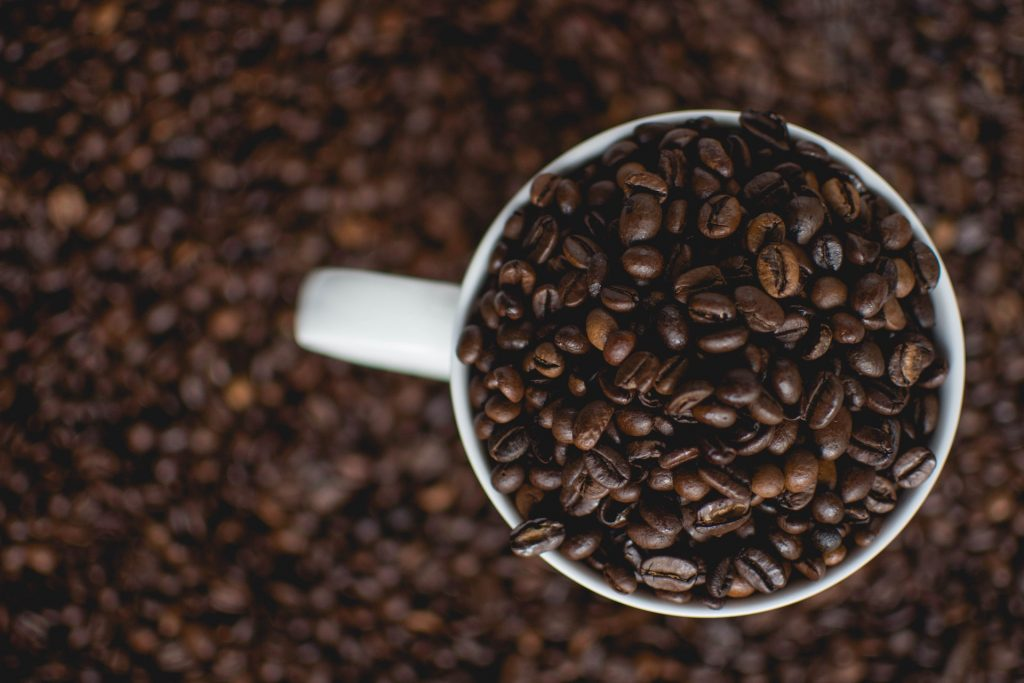 cup of coffee beans 1132570